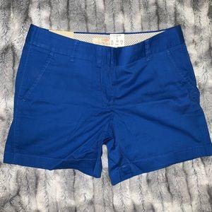 Women's shorts jcrew
